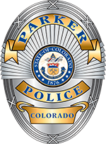 Parker Police Colorado Badge